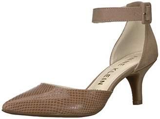 Anne Klein Women's Fabulist Ankle Strap Pump