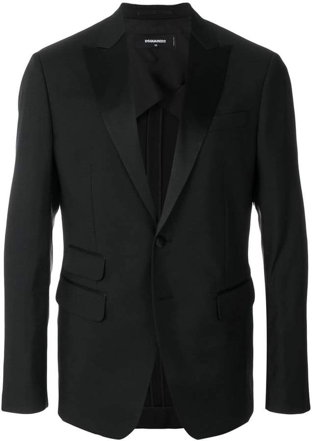 DSQUARED2 London fit dinner jacket