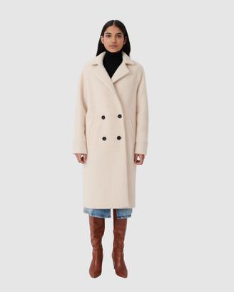 Maje Gabyna Coat