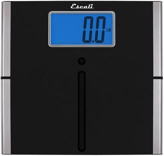 Escali Ultra Slim Easy Read Body Scale