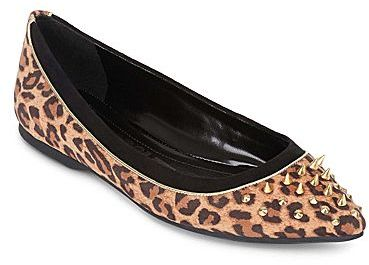 JCPenney Cosmopolitan Zafira Spiked Pointy-Toe Flats