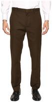 Perry Ellis Slim Fit Stretch Solid Sateen Dress Pants