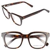 Derek Lam Women's 50Mm Optical Glasses - Blue Stone