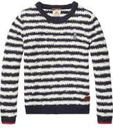 Scotch & Soda Striped Pullover