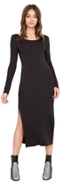 Amuse Society Naia Long Sleeve Midi Dress