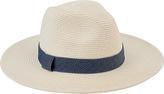 San Diego Hat Company Women's Ultrabraid Panama Fedora UBM4457