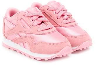 Reebok Kids lace-up sneakers