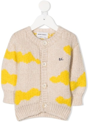 Bobo Choses Cloud Knit Cardigan
