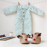 Your Own Clara and Macy Make Christmas Doll Pyjamas Kit