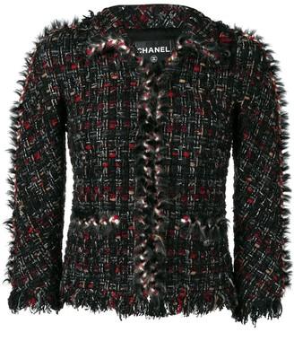 Chanel Pre Owned 2010's Tweed Jacket