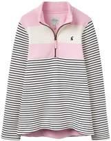 Joules Girls Fairedale Stripe Sweatshirt
