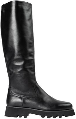 Tony Bianco Iva Black Venice Calf Boots