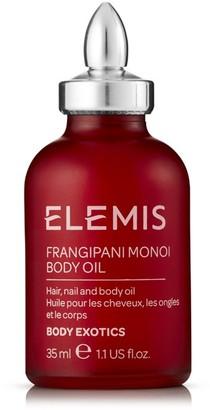 Elemis Travel Frangipani Monoi Body Oil 35ml