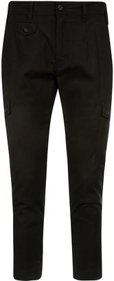 Dolce & Gabbana Side Cargo Pocket Detail Trousers