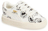 Puma Sesame Street(R) Faces Sneaker (Toddler)