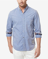 Buffalo David Bitton Men's Cotton Savino Shirt