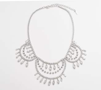 Grace Kelly Collection 'CAT' Crystal Necklace