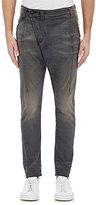 R 13 Men's X-Over Jeans-Grey Size 30