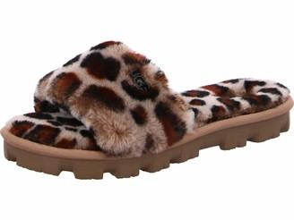 UGG Women's Cozette Leopard Slipper