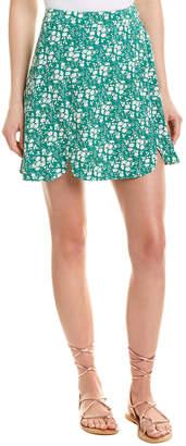 For Love & Lemons Zamira Mini Skirt