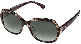 Kate Spade Amberlynn/S (Pattern Pink) Fashion Sunglasses