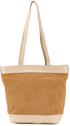 A.N.G.E.L.O. Vintage Cult 1990's Panelled Tote