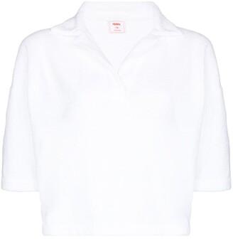 Terry. Estate cotton top