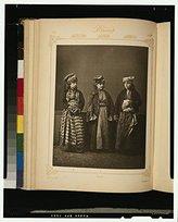 HistoricalFindings Photo: Studio Models,Province of Koniah,Konya,Ottoman Empire,Turkey,Bourdour,Kurdish