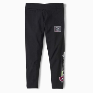 Puma x SEGA Girls' Leggings