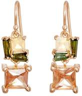 Nak Armstrong Women's Mixed-Gemstone Double-Drop Earrings