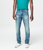 Slim Straight Medium Wash Reflex Jean