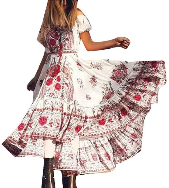 17f4974d2c Bohemian Maxi Dress - ShopStyle Canada