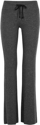 Wildfox Couture Dark grey melange sweatpants