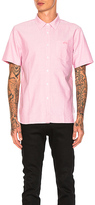 Stussy Classic Oxford Button Down in Pink. - size M (also in S)