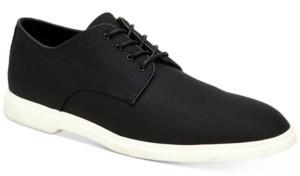 Calvin Klein Men's Theon Ballistic Nylon Oxfords Men's Shoes