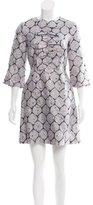 Suno Brocade A-Line Dress w/ Tags