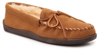 Minnetonka Andrew Moccasin Slipper