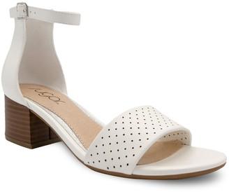 Sugar Noelle Women's Block Heel Sandals