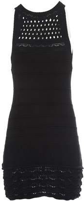 Vicedomini Black Cotton Dresses