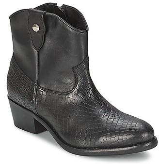 Koah ESTELLE BIS women's Mid Boots in Black