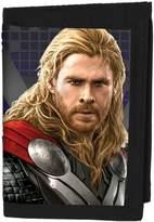 BB Designs Genuine Marvel Avengers Age Of Ultron Thor Lenticular 3D Velcro Wallet