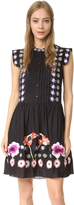 Temperley London Sleeveless Sylvia Day Dress