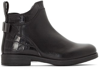 Geox Jr Agata Ankle Boots