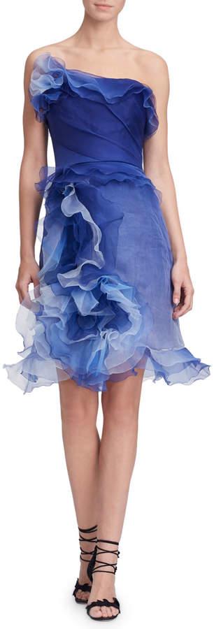 5fae34273ba Marchesa Silk Cocktail Dresses - ShopStyle