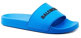 Balenciaga Men's Slide Sandals