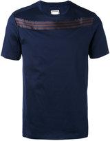 Wooyoungmi striped detail T-shirt - men - Cotton/Rayon - 48