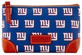 Dooney & Bourke NY Giants Cosmetic Case