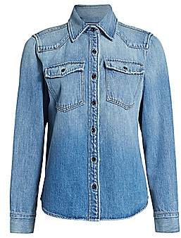 Frame Women's Heritage Denim Shirt