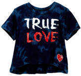 True Religion True Love Drape Swing Top (Toddler & Little Girls)