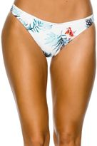 Roxy Shady Palm Surfer Bikini Bottom